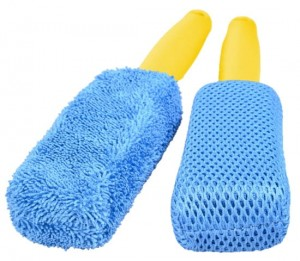 egge 2 x szczotka z mikrofibry do felg Microfibre 2-Pack Ultra Soft Wheel Brush Set