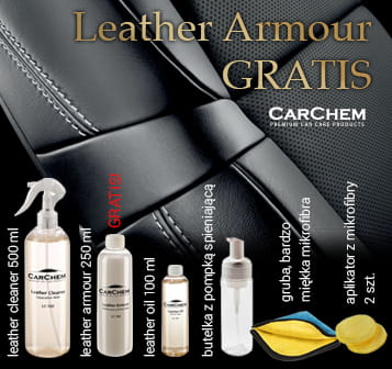 CarChem Leather BOX