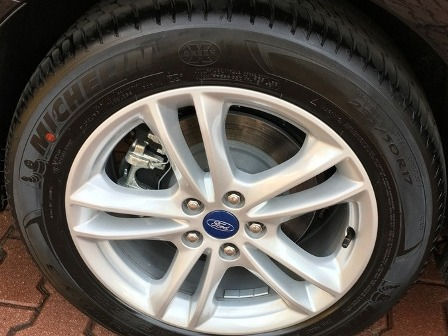CarChem Tyre Coat Preparat do opon WET LOOK